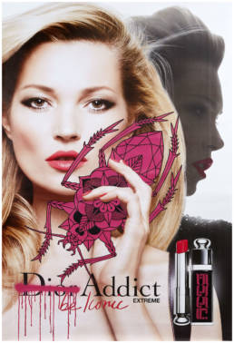 DIOR KATE MOSS Addict By SEEL